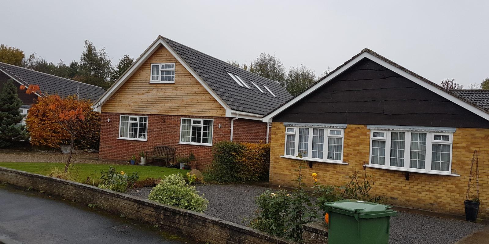 Roof Lift & Dormer Extension